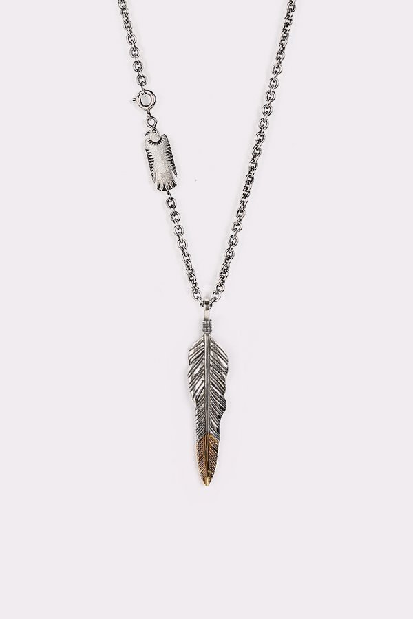 Indian feather N_02