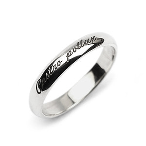 Signature Band Ring_Thin_S