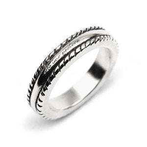Milgrain Ring_Thin