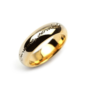 Signature Band Ring_Bold_G